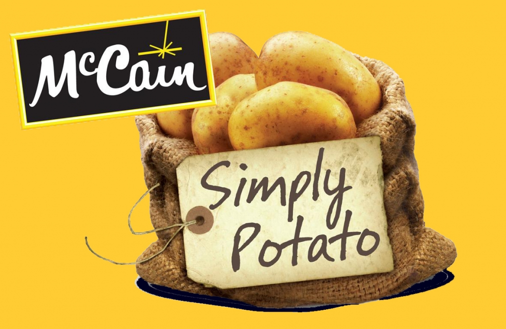 McCain Simply Potato